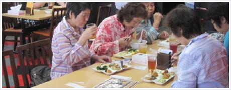 自由な食事で元気な身体をつくる